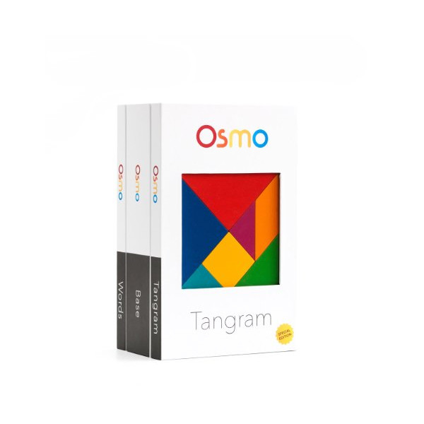 Osmo Gaming System for iPad( Frustration free packaging)