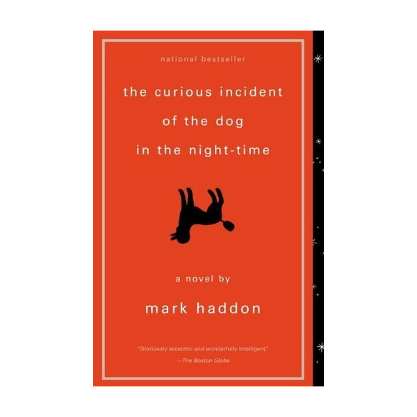 The Curious Incident of the Dog in the Night-Time [Paperback]