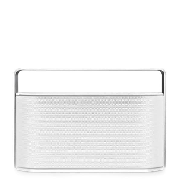 Wireless Bluetooth Speaker, GrooveBox White
