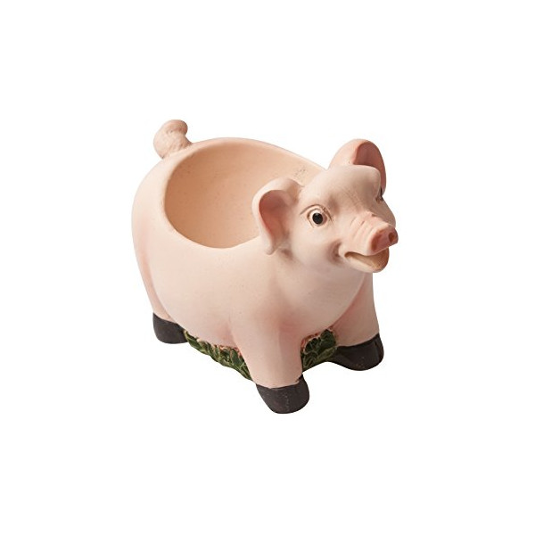 Novelty Animal Farmyard Egg Cups (Pig)