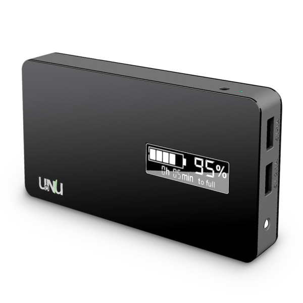 UNU Ultrapak USB External Battery Pack, 8x Fast Charging