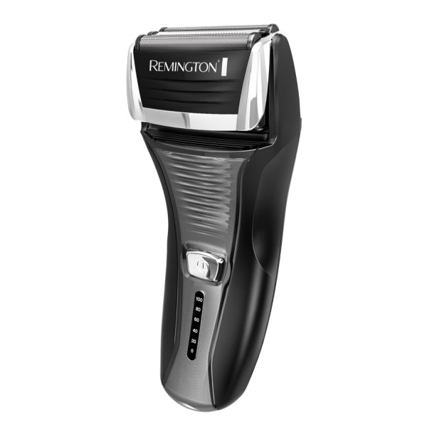 Remington F5-5800 Rechargeable Foil with Interceptor Shaving Technology, Black