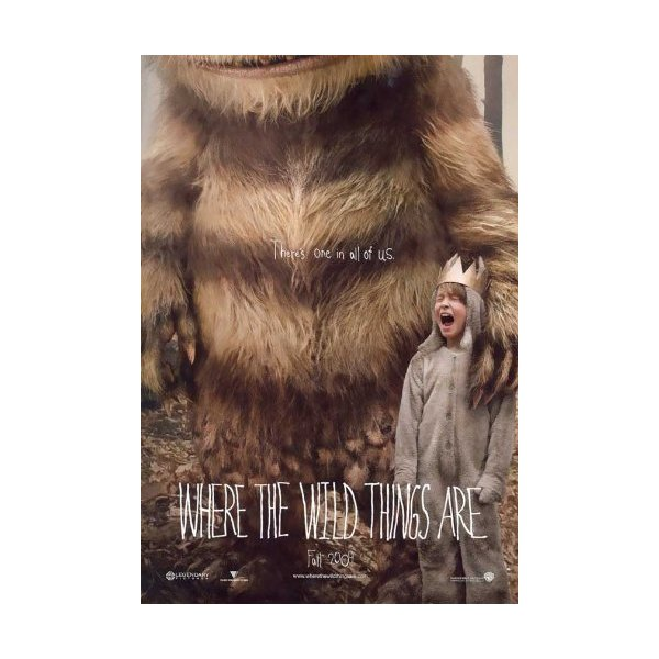 Where the Wild Things Are 11 x 17 Movie Poster - Style A