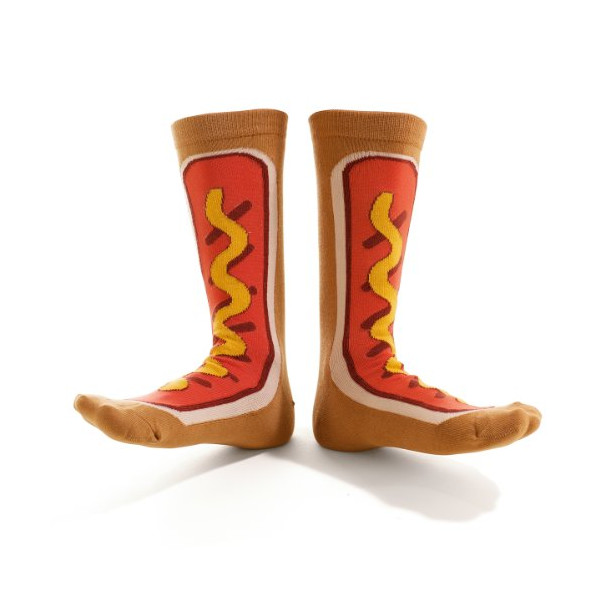 Ashi Dashi Hot Dog Socks