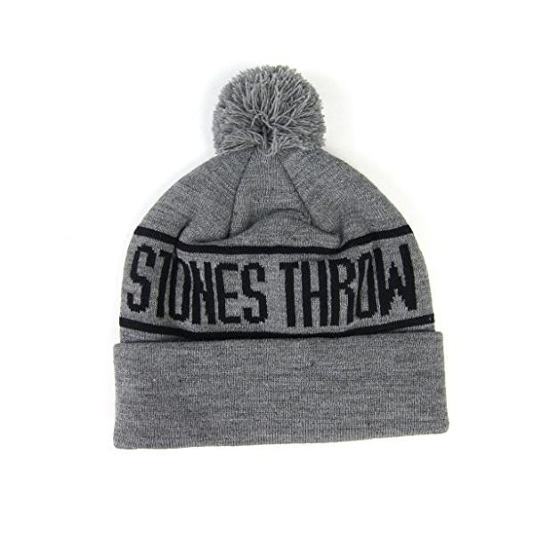 Stones Throw: Vintage Knit Cap - Grey