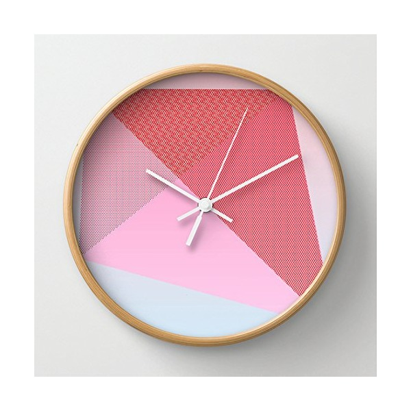 Society6 - My Kite Wall Clock by TheseRmyDesigns