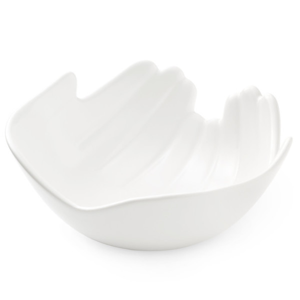"Porcelain ""Hands"" Bowl by MoMA"