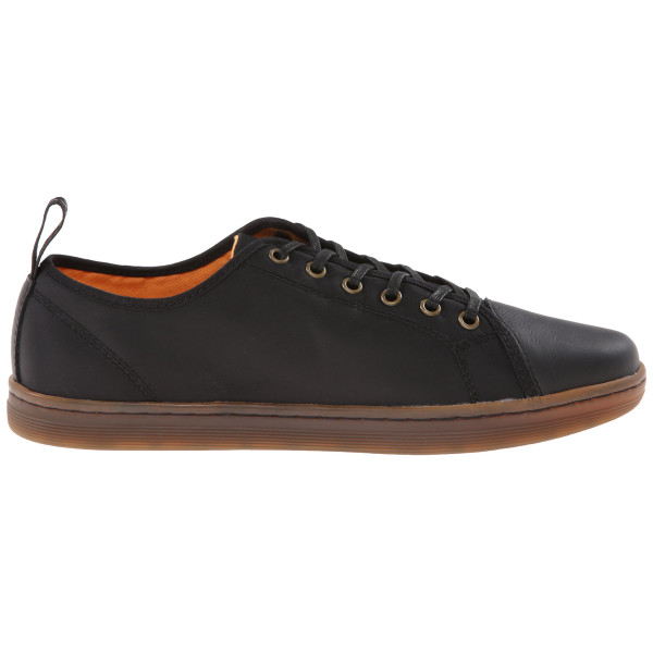 Dr. Martens Men's Gunther Lace To Toe Shoe, Black