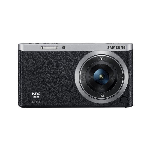 Samsung NX Mini 20.5MP Smart Camera w/ Interchangeable Lens Digital Camera