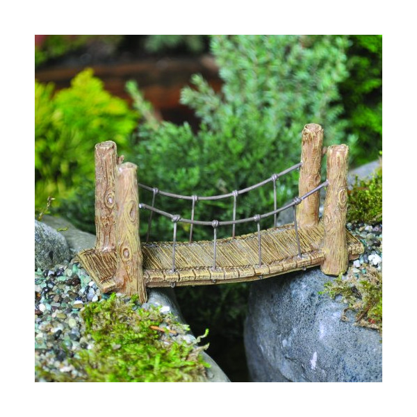 Fairy Garden Suspension Bridge