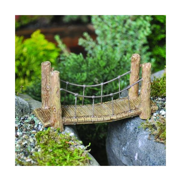 Fairy Garden Suspension Bridge