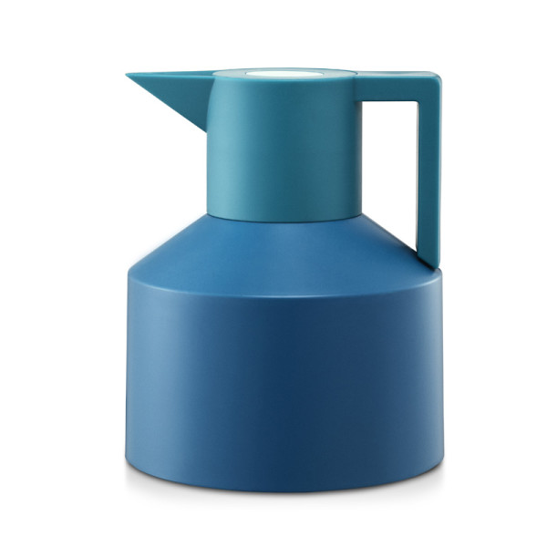 Geo Vacuum Flask by Normann Copenhagen, Blue