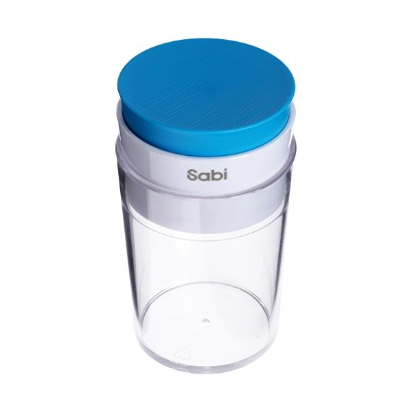 Sabi Carafe All-In-One Pill Box And Water Cup