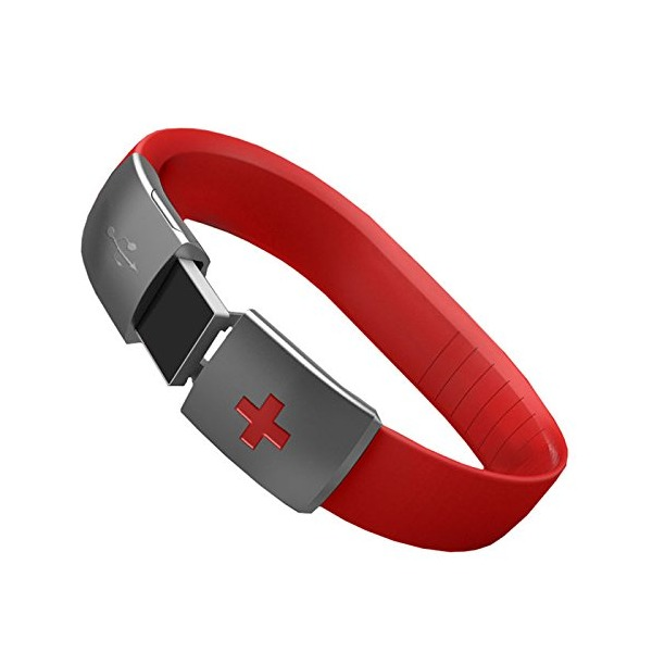 Epic-ID USB Emergency ID Band