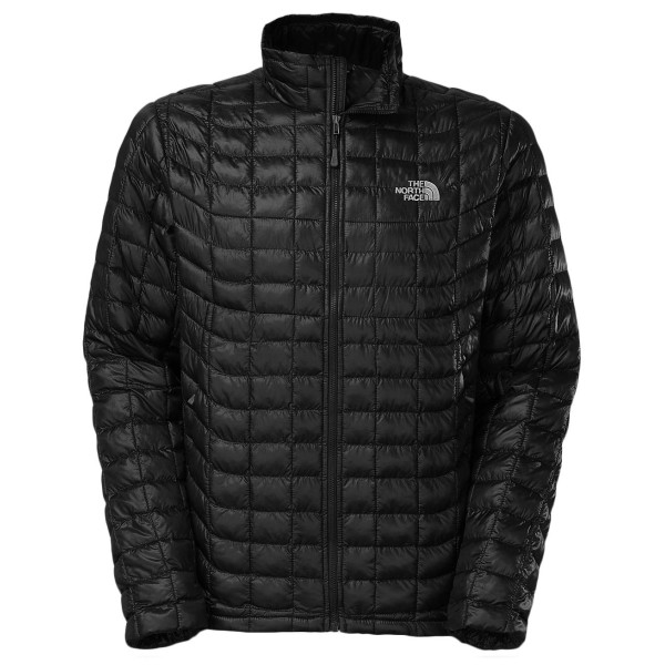 The North Face Thermoball Full Zip Jacket, TNF Black