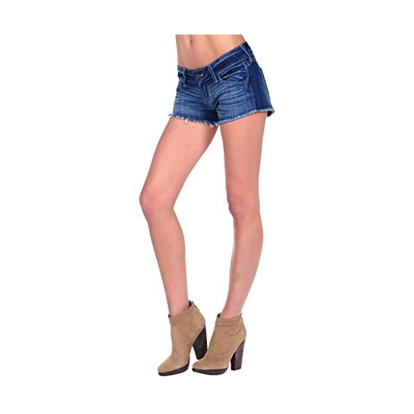 Women's Camilla Short Levi's Frayed Shorts Come Away With Me Low Rise-L