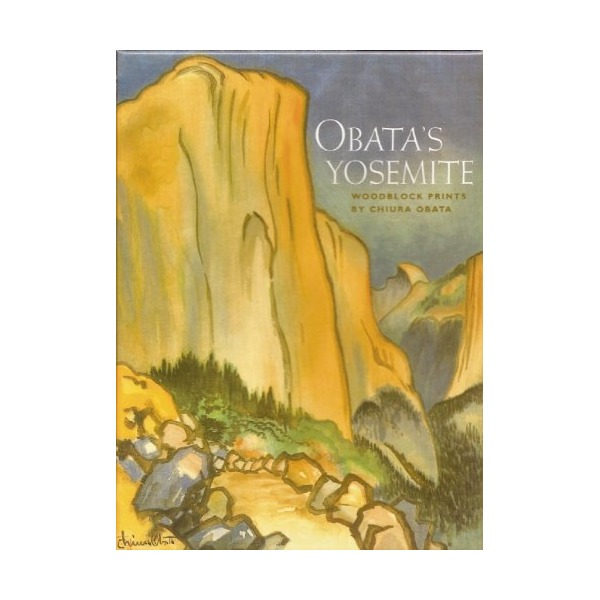 Obata's Yosemite Note Card Set
