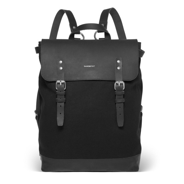 Sandqvist Hege Backpack | Black
