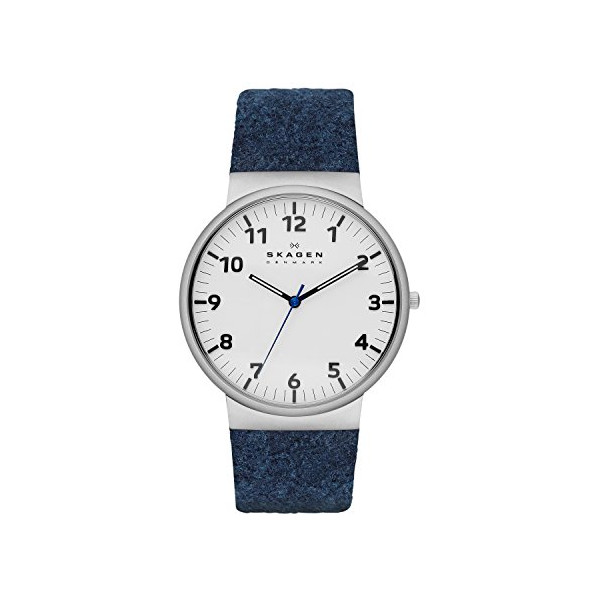 Skagen Men's Quartz Watch SKW6098 with Textile Strap