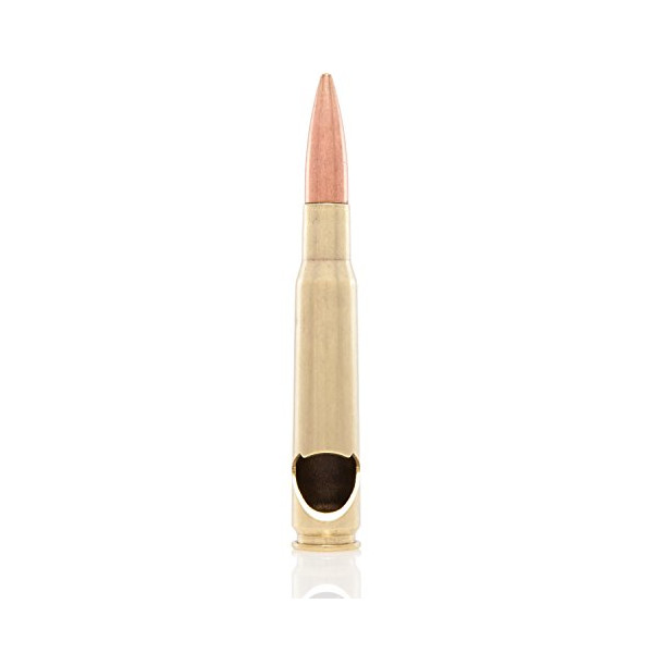 50 Caliber BMG Real Bullet Bottle Opener