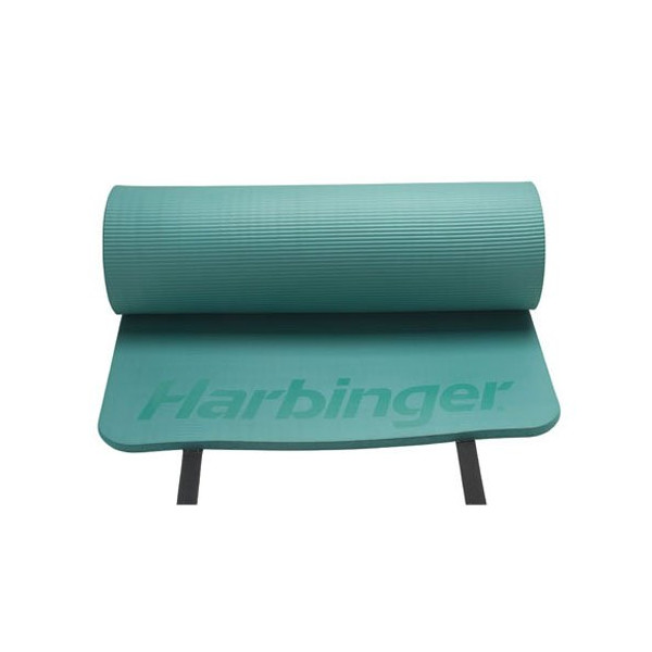 "Harbinger 340303 Durafoam Exercise Mat 5/8"" x 24"" x 72"" (Green)"