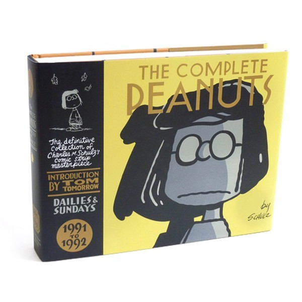 The Complete Peanuts: 1991-1992 (Vol. 21)  (The Complete Peanuts)