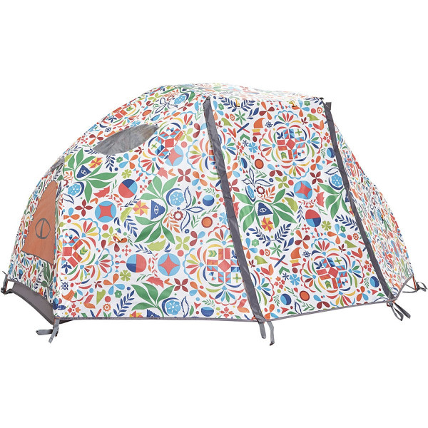 Poler Two Man Tent with Waterproof Rain Fly Rainbro