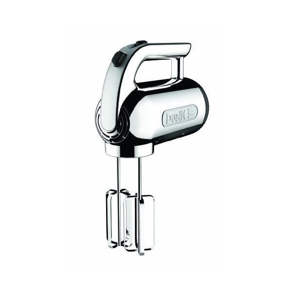 Dualit 4-Speed Professional Hand Mixer, Chrome