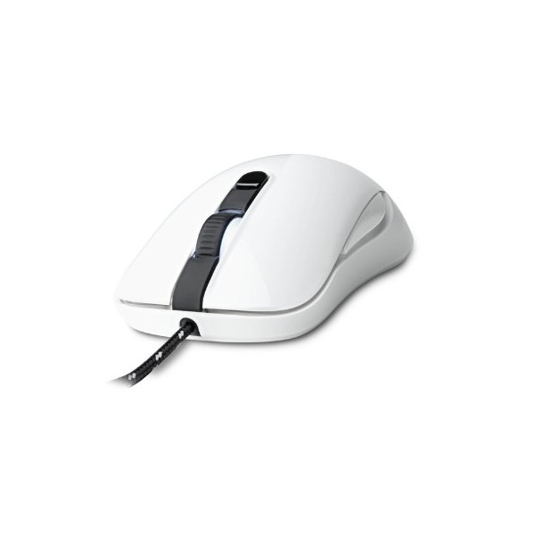 SteelSeries Kana Optical Gaming Mouse - White