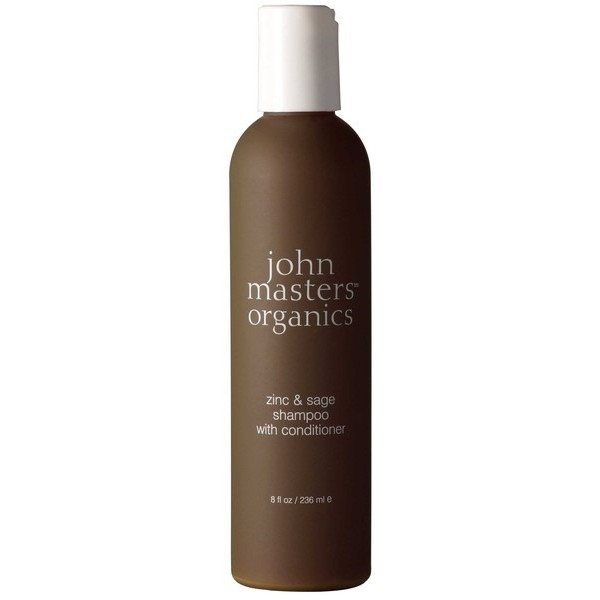 John Masters Organics, Zinc & Sage Shampoo with Conditioner