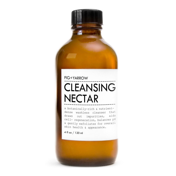 FIG+YARROW Organic Facial Cleansing Nectar