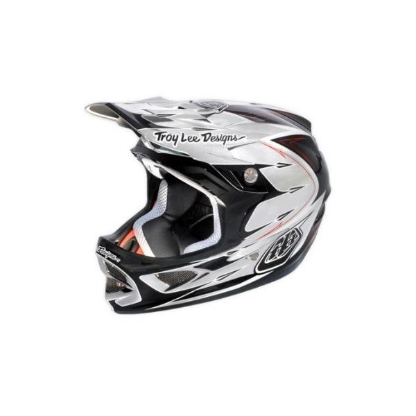 Troy Lee Designs D3 Palmer Downhill helmet grey