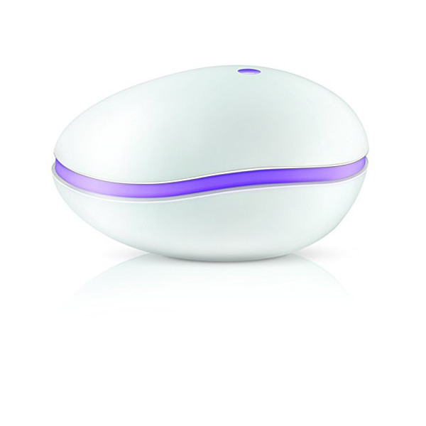 Soehnle Aroma Diffuser Lucca, Fragrance, Aroma Lamps, Play with Colours, Electric, Ultrasonic, 68027