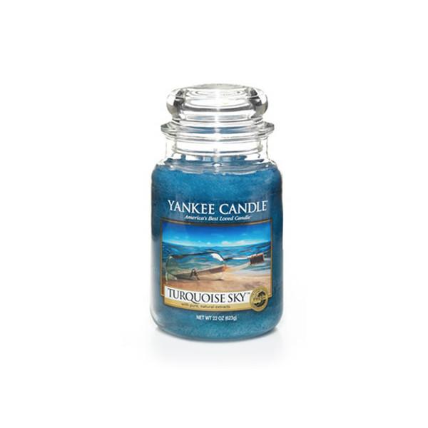 Yankee Candle Turquoise Sky 22oz Large Candle