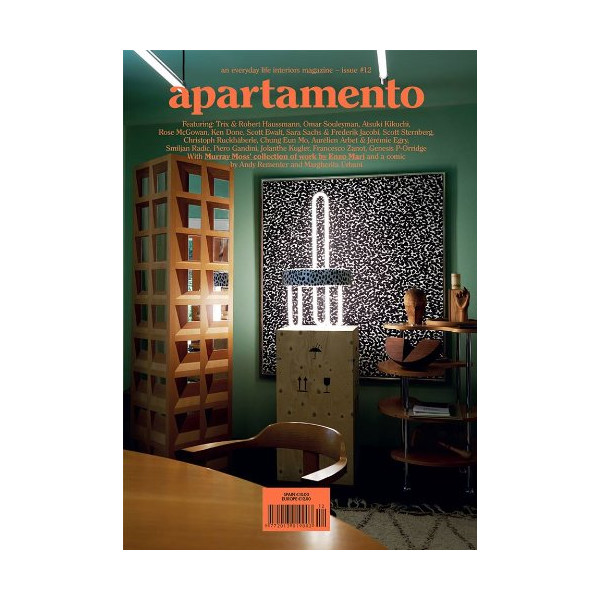 Apartamento, An Everyday Life Interiors Magazine: Issue 12