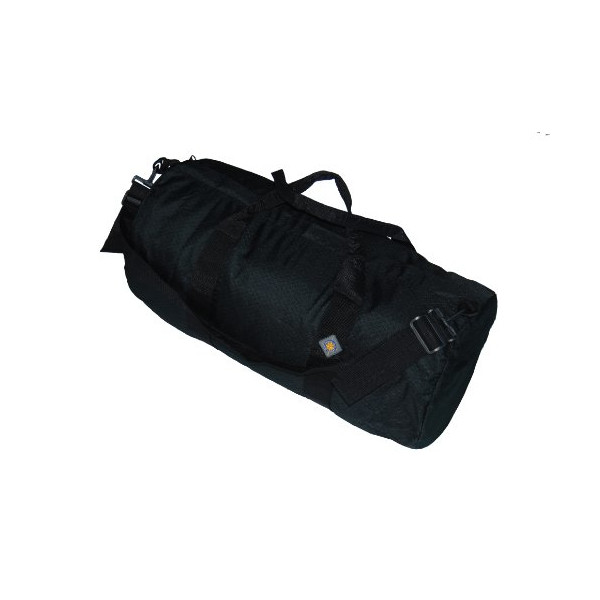 Northstar 1050 HD Diamond Ripstop Series Duffle Bag (12x24 Inch,Black)