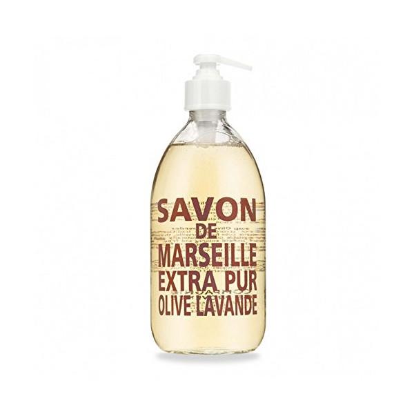 La Compagnie de Provence - Liquid Marseilles Soap 16.9 oz - Olive & Lavender