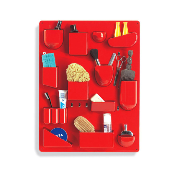 Uten.Silo Storage System by Vitra, Red, Small