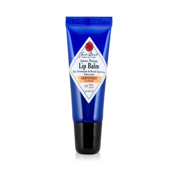 Jack Black Intense Therapy Lip Balm SPF 25, Grapefruit & Ginger