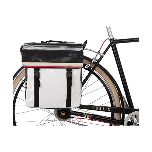 PUBLIC Bikes Farmers Market Pannier, Black