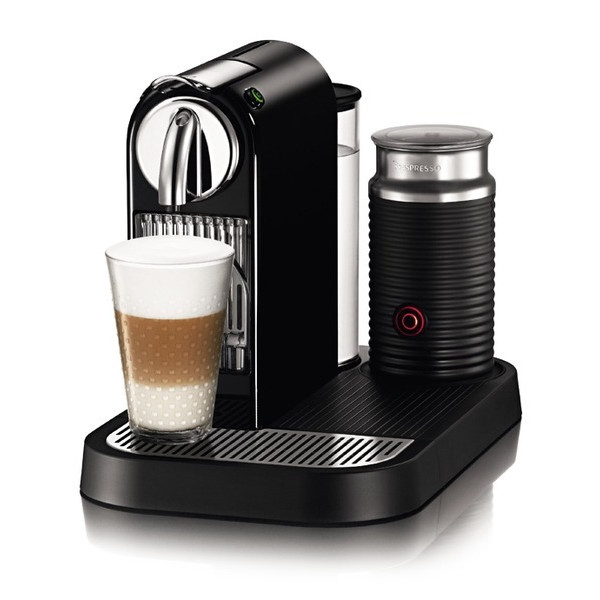 Nespresso Citiz Espresso Maker with Aeroccino Milk Frother