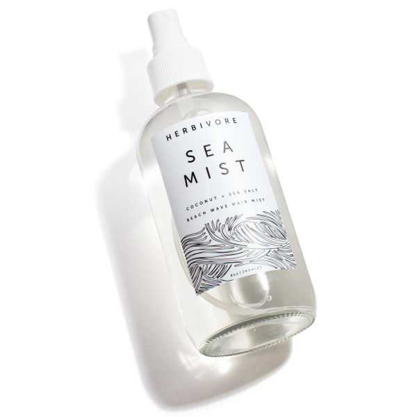 Herbivore Botanicals, All Natural Sea Mist Hair Spray (Coconut, 8 oz)