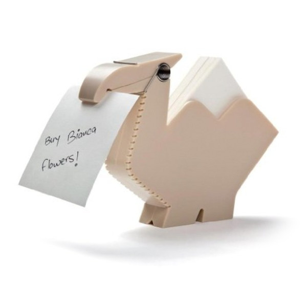Lenny The Camel - Memo Note / Business Card Holder Office Desk Decorative Clip