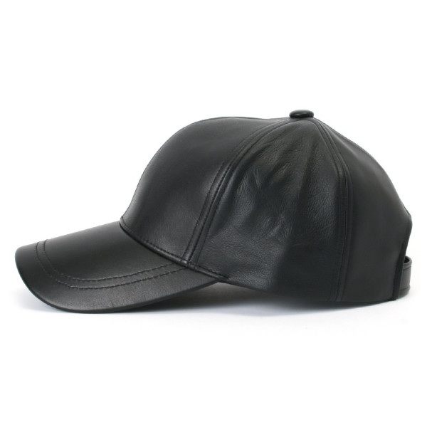 ililily Genuine Leather Cap