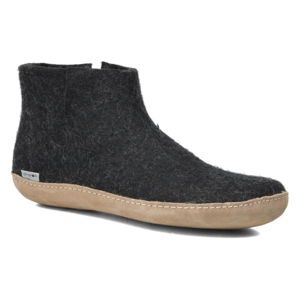 Glerups Men's Model G, 100% Wool Slipper Boot
