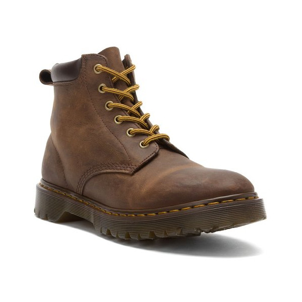 Dr. Martens Men's Gaucho Saxon 939 6 Eye Boot 6 F(M) UK