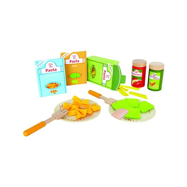 Hape - Playfully Delicious - Wooden Pasta Play Set