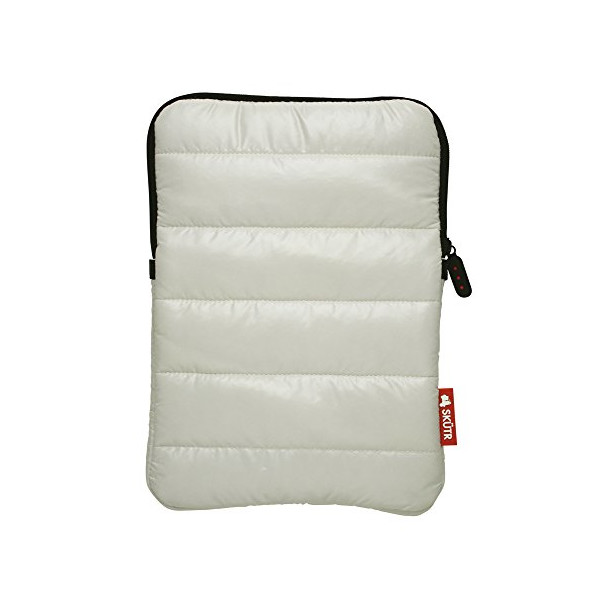 SKÜTR Technology Pouch - White Puffy - MS Surface Size - Fits MS Surface RT, RT with Touch Cover and Pro
