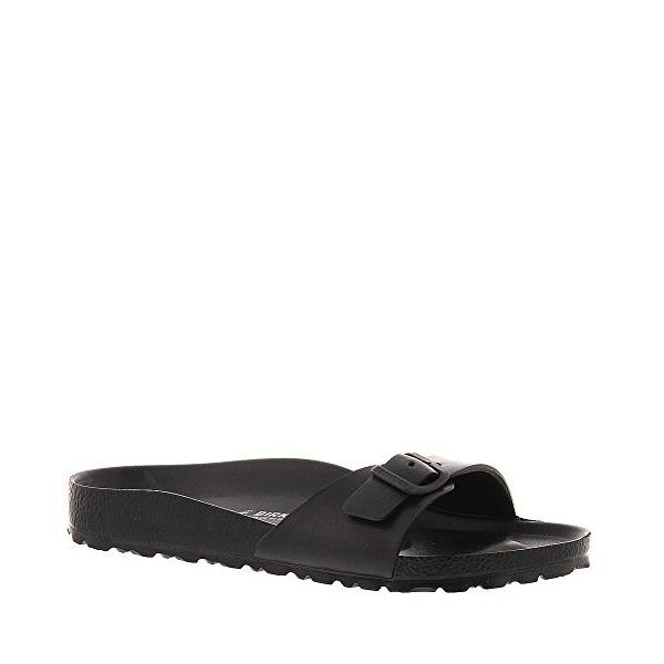 Birkenstock Madrid Women's Sandal 37 M EU Black-Black