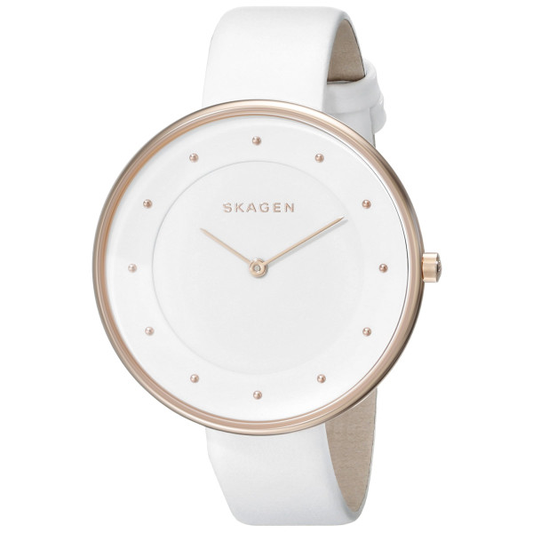 Skagen Women's Gitte Analog Display Analog Quartz Watch
